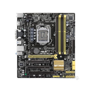 ASUS H87M-PLUS Intel H87 LGA1150 mATX alaplap PC