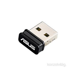 ASUS USB-N10 NANO Vezeték nélküli USB adapter PC
