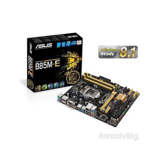 ASUS B85M-E Intel B85 LGA1150 mATX alaplap PC