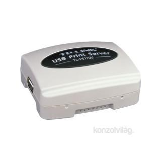 TP-Link TL-PS110U Vezetékes 1 USB hálózati Print Server PC
