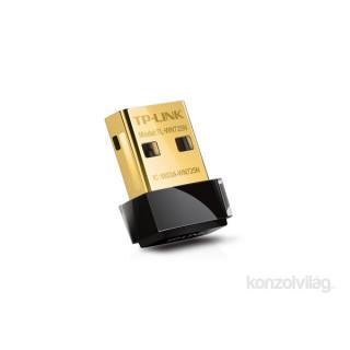 TP-Link TL-WN725N Vezeték nélküli 150Mbps mini USB adapter PC