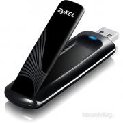 ZyXEL NWD6605 AC1200 Dual Band Vezeték nélküli 867Mbps+300Mbps USB adapter PC