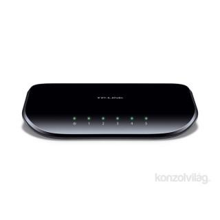TP-Link TL-SG1005D 5port 10/100/1000Mbps LAN nem menedzselhető asztali Switch PC