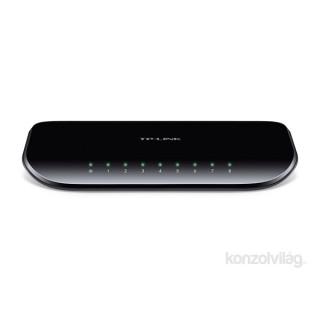 TP-Link TL-SG1008D 8port 10/100/1000Mbps LAN nem menedzselhető asztali Switch PC
