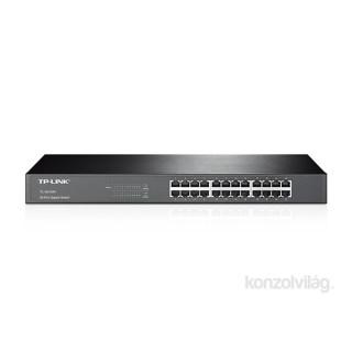 TP-Link TL-SG1024 24 LAN 10/100/1000Mbps rack switch PC