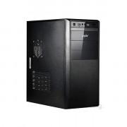 Spire SP1076B Maneo 420W 12cm fekete ATX ház PC