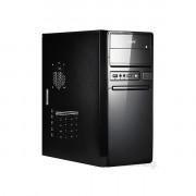 Spire SP1078B Maneo 420W 12cm fekete ATX ház PC