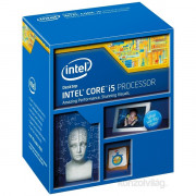 Intel Core i5 3,50GHz LGA1150 6MB (i5-4690K) box processzor PC