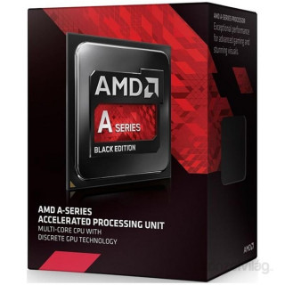 AMD A6 3,50GHz Socket FM2+ (7400K) Black Edition box processzor PC