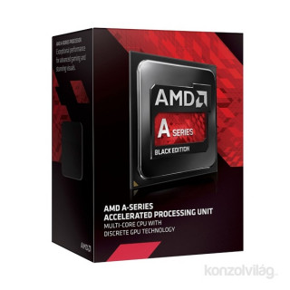 AMD A10 3,70GHz Socket FM2+ (7850K) box processzor PC