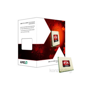 AMD X4 FX-4300 3.8GHz AM3+ Processzor (FD4300WMHKBOX) PC