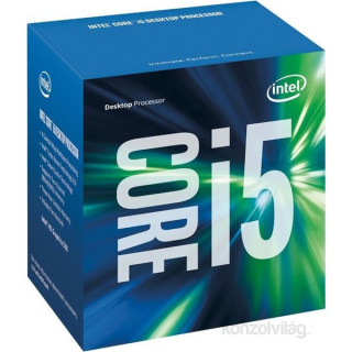Intel Core i5-6500 3,20GHz LGA1151 6MB box processzor (bx80662i56500) PC