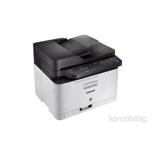 Samsung SL-C480FN MFP hálózatos színes lézer nyomtató PC