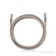 KE-Line Cat5E Giga UTP Patch Kábel 3m PC