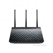 ASUS RT-N18U/EU/13/P_EU Vezeték nélküli 600Mbps Router PC