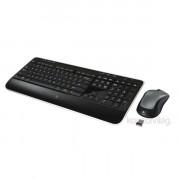 Logitech MK520 wless fekete HUN egér + billentyűzet PC