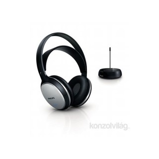 Philips SHC5100/10 HiFi wless fejhallgató PC