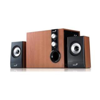 Genius SW-HF1205 2.1 jack 32W fa fekete hangszóró PC