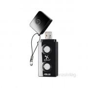 ASUS XONAR U3/UAD/B/A USB hangkártya PC