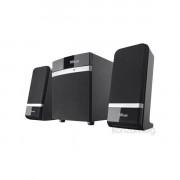 Trust Raina 2.1 Subwoofer Speaker Set jack 20W fekete hangszóró PC