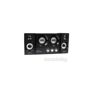 Media-Tech Soundrave 2.2 Dualbass 25W RMS hangfalszett PC