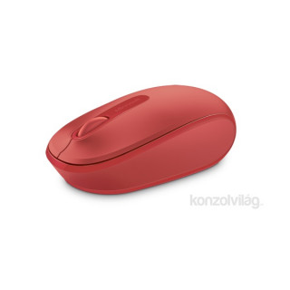 Microsoft Wireless Mobile Mouse 1850 Dobozos wless piros notebook egér PC
