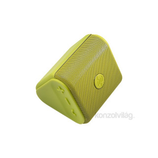 HP Roar Mini Bluetooth Speaker (Neon Green) PC