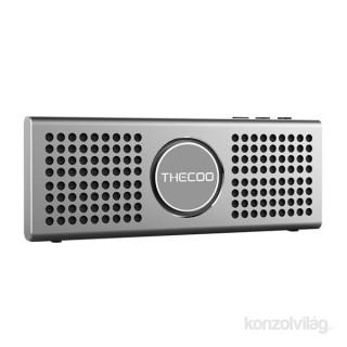 Thecoo BTD 708K ezüst Bluetooth hangszóró PC