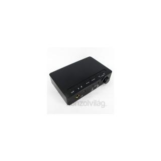 SpeedDragon 7.1 USB 24bit/192kHz külső hangkártya PC