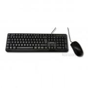 Silverline MMS-8890 multimédiás billentyű + egér PC