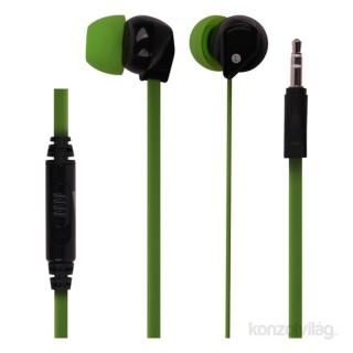 Sencor SEP 170 VC zöld fülhallgató PC