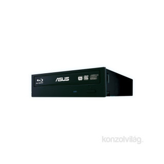 ASUS BC-12D2HT/BLK/G/AS dobozos fekete BluRay + DVD író COMBO PC