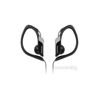 Panasonic RP-HS34E-K 3.5mm jack fekete clip on fülhallgató PC