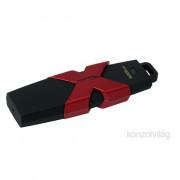 Kingston 128GB USB3.1 HyperX Savage Fekete-Piros (HXS3/128GB) Flash Drive PC