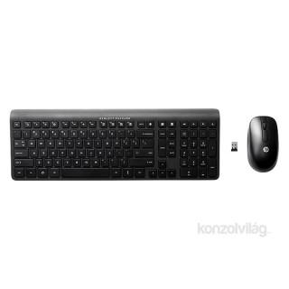 HP 2.4 GHz vezeték nélküli egér és billentyűzet PC