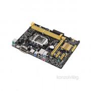 ASUS H81M-A Intel H81 LGA1150 mATX alaplap PC