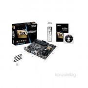 ASUS B150M-C Intel B150 LGA1151 mATX alaplap PC