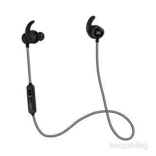 JBL REFLECT MINI BT fekete Bluetooth sport fülhallgató PC