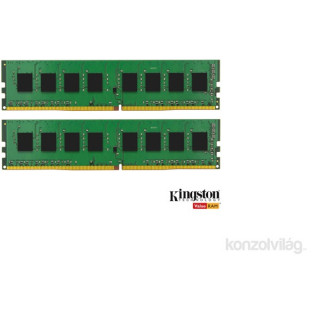 Kingston 32GB/2133MHz DDR-4 (Kit 2db 16GB)  (KVR21N15D8K2/32) memória PC