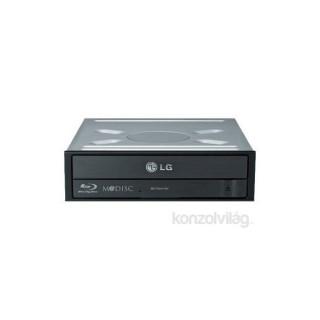 LG SATA 16x BH16NS55 dobozos fekete BluRay író PC