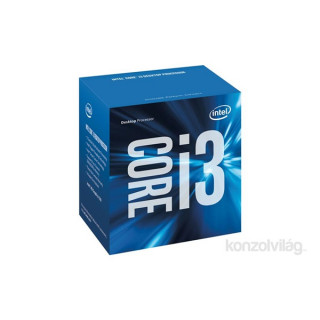 Intel Core i3 3,70GHz LGA1151 3MB (i3-6100) box processzor PC