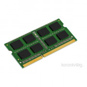 Kingston/Branded 4GB/1600MHz DDR-3 LoVo (KCP3L16SS8/4) notebook memória PC