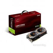 ASUS MATRIX-GTX980TI-6GD5-GAMING nVidia 6GB GDDR5 384bit PCIe videokártya PC