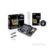 ASUS H110M-D Intel H110 LGA1151 mATX alaplap PC