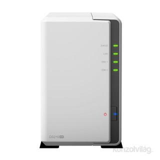 Synology DiskStation DS216se 2x SSD/HDD NAS PC