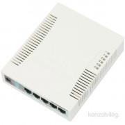 MikroTik RB260GS 5port GbE LAN 1port GbE SFP Switch PC