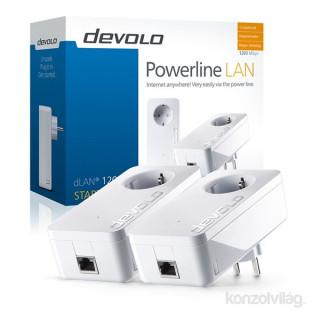 Devolo dLAN 1200+ Starter Kit Powerline PC
