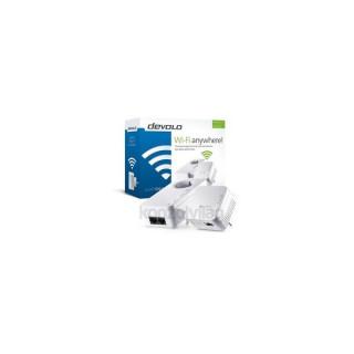 DEVOLO D 9638 dLAN 550 WiFi powerline starter kit PC