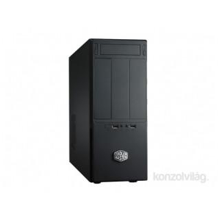 Cooler Master Elite 361 táp nélküli fekete ATX ház PC