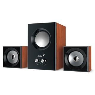 Genius SW-2.1 370 8W fa mintázatú hangszóró PC